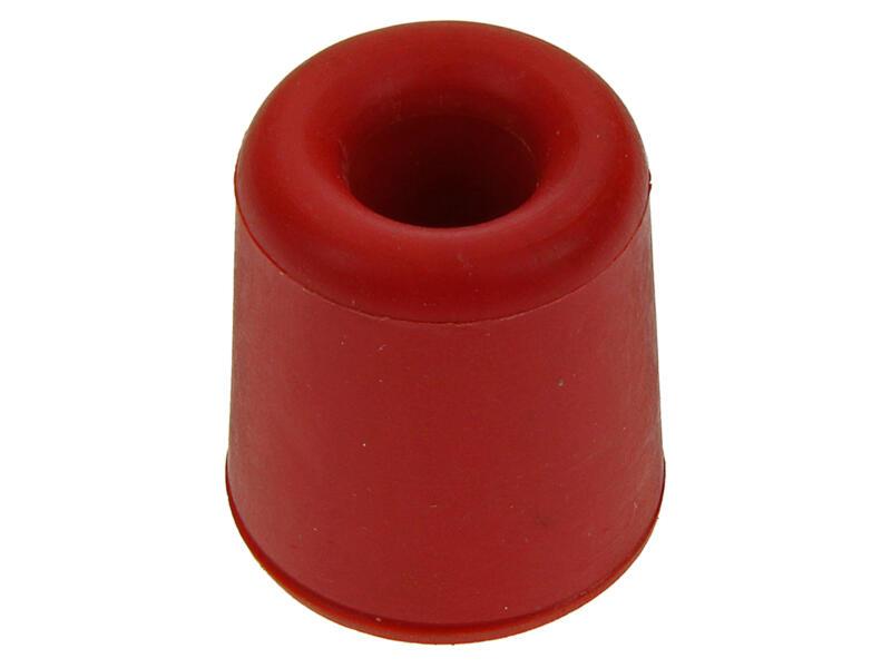 Sam Deurstop 30x35 mm rood 2 stuks