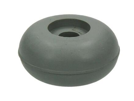 Mack Deurstop plug 30mm grijs 2 stuks