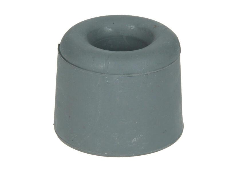 Mack Deurstop rubber 30x25 mm grijs 16 stuks