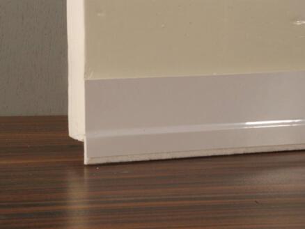Confortex Deurstrip 98cm 0,5cm wit