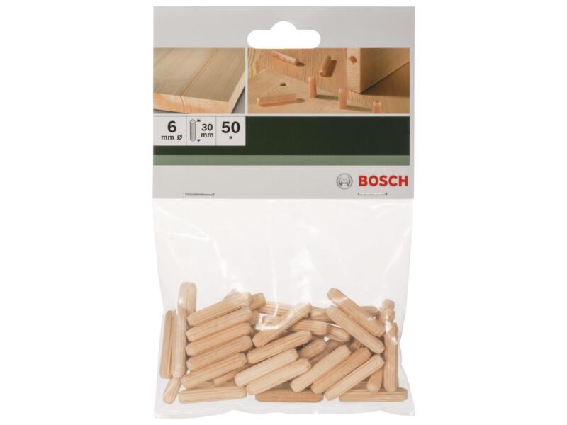 Bosch Deuvels 30x6 mm 50 stuks