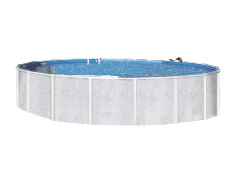 Interline Diana piscine ronde 550x132 cm + accessoires