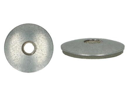 Pgb-fasteners Dichtingsringen 6,8x16 mm verzinkt 200 stuks