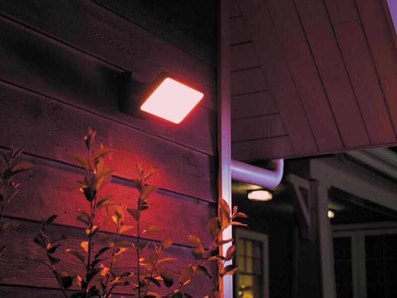 Philips Hue Discover LED straler 2x15 W dimbaar zwart