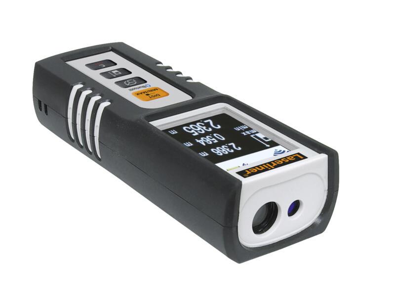 Laserliner DistanceMaster Compact Plus télémètre laser 40m