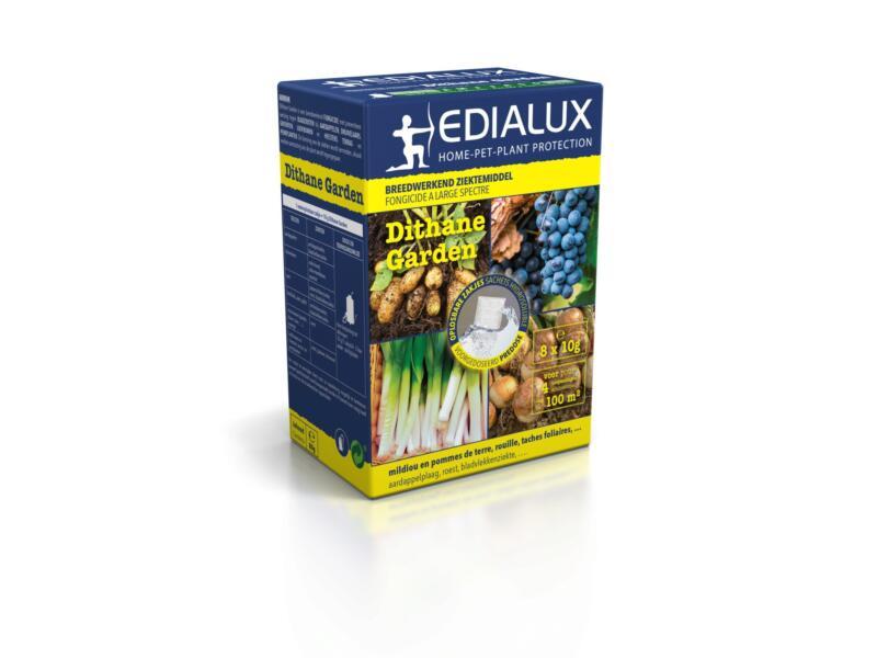 Edialux Dithane Garden fongicide à large spectre 8x10 g