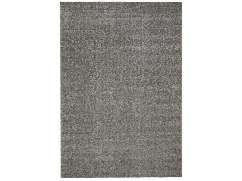 Dolce tapis 160x230 cm gris