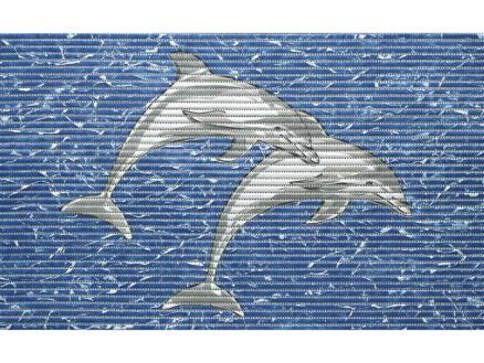 Finesse Dolfijn badmat 80x50 cm