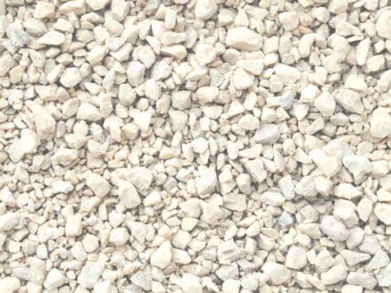 Dolomiet 5-11 mm 25kg wit