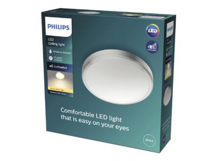 Philips Doris applique pour mur ou plafond LED 6W chrome
