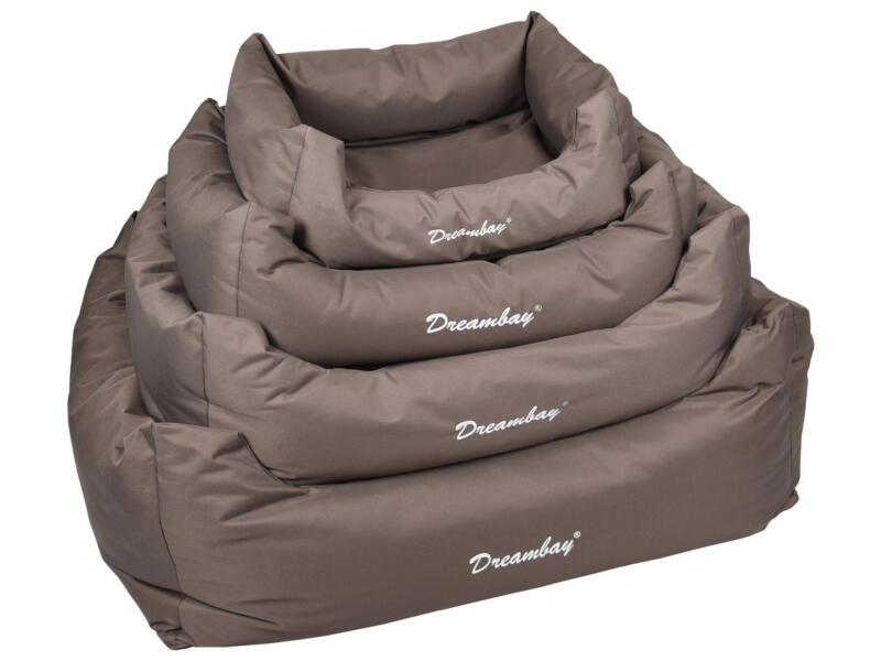 Dreambay Shadow panier pour chien 80x67 cm brun