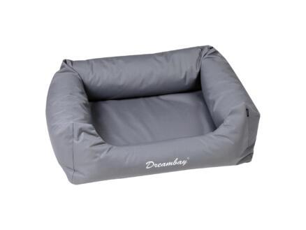 Dreambay panier pour chien 80x67x22 cm gris