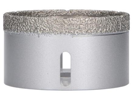 Bosch Professional Dry Speed scie trépan diamantée X-lock 75mm