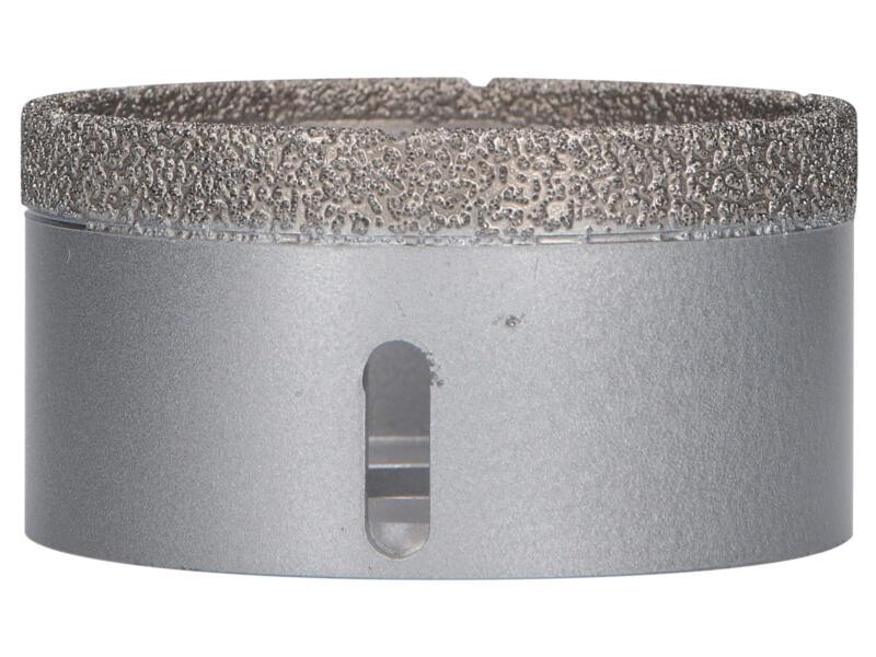 Bosch Professional Dry Speed scie trépan diamantée X-lock 80mm