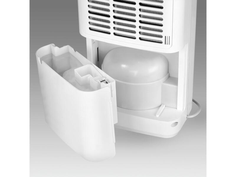 Eurom DryBest luchtontvochtiger 10l 230W