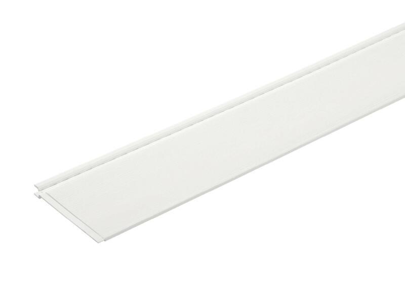 Dumaclin siding 2,4m blanc