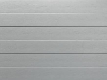 Dumaclin siding 2,4m grijs