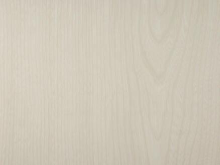 Dumaplast Dumaclip Wood panneau mural 120x25 cm 2,4m² blanc cérusé