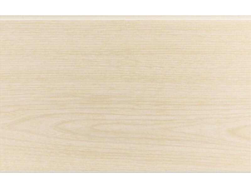 Dumaplast Dumaclip wand- en plafondpaneel 120x25 cm 2,4m² beige