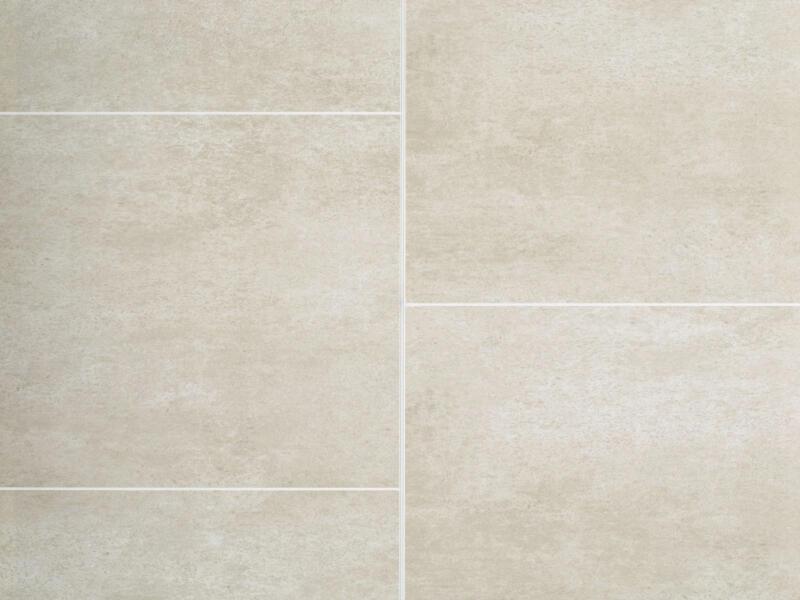 Dumaplast Dumalock Stone panneau mur et plafond 120x25 cm 2,4m² galet beige 3 carreaux