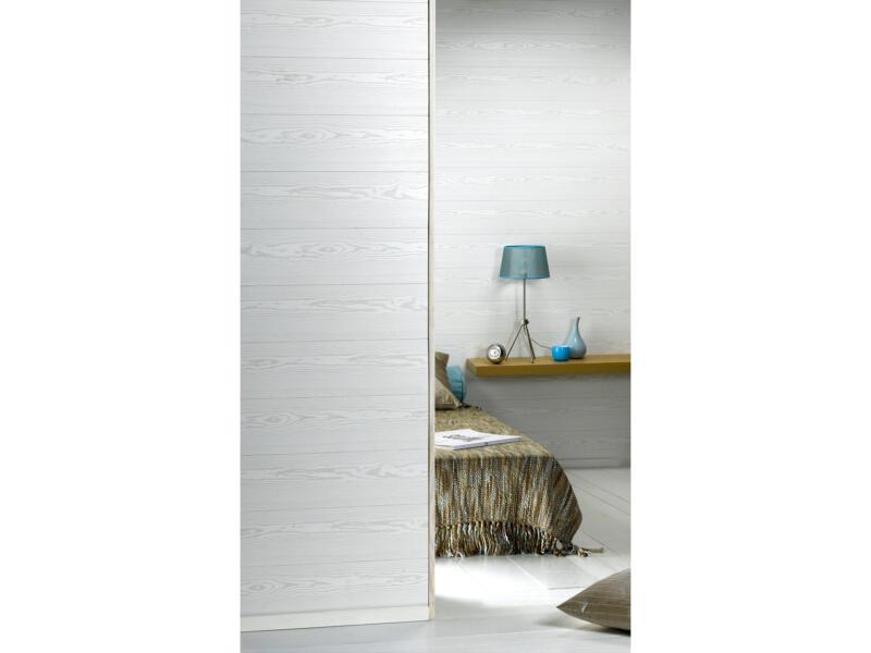 Dumaplast Dumapan Wood wandpaneel 260x25 cm 3,9m² witte den