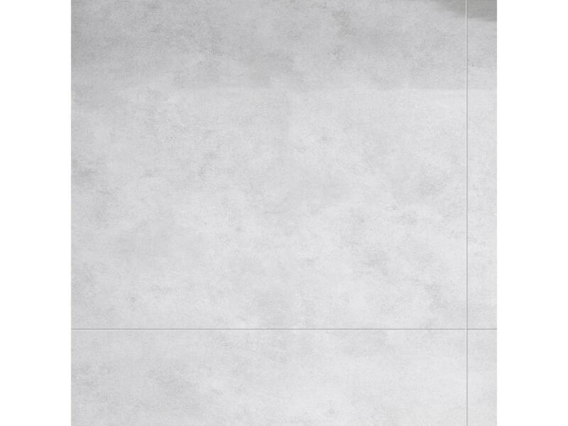 Dumawall+ panneau mural 65x37,5 cm 1,95m² blanc nuageux