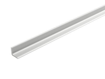 Dumawall XL profil d'angle intérieur 260cm gris