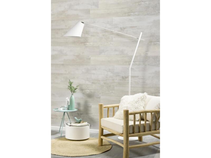 Dumaplast Dumawood wand- en plafondpaneel 120x16,7 cm 2m² cottage wit 10 stuks