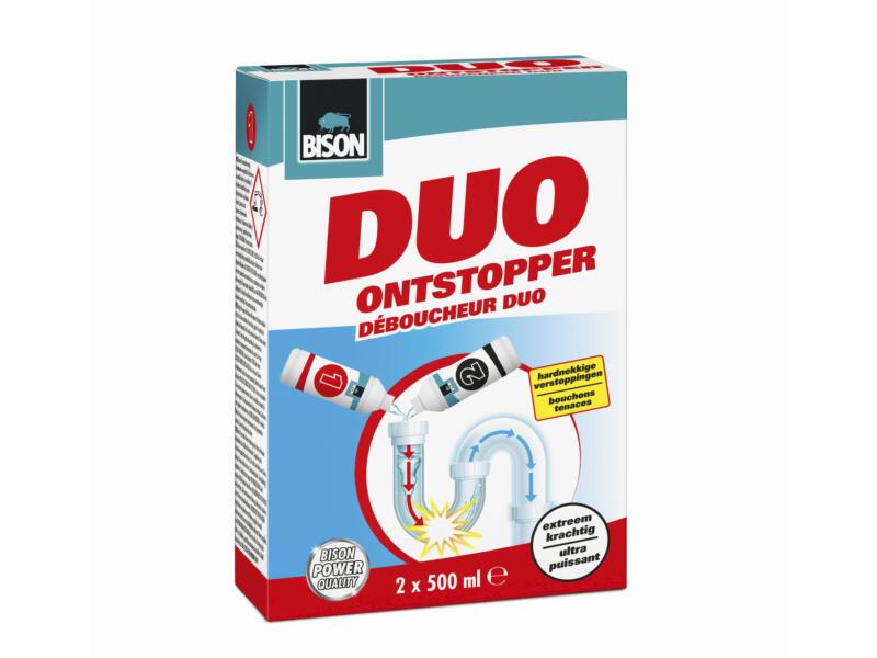 Bison Duo ontstopper 2x500 ml