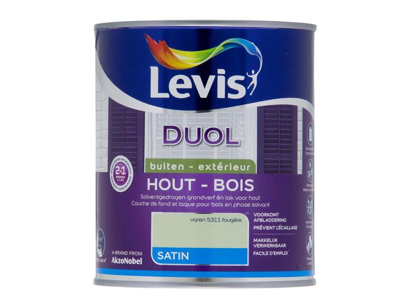 Levis Duol extérieur satin 0,75l fougère