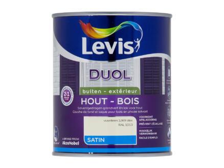 Levis Duol laque bois satin 0,75l silex