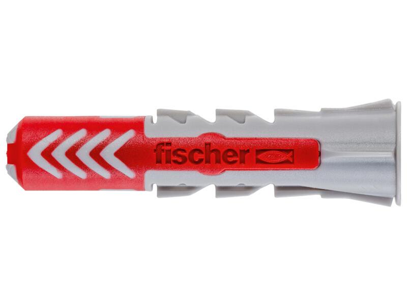 Fischer Duopower chevilles 10x50 mm avec vis 4 pièces