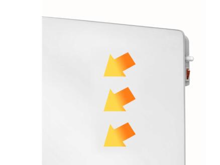 Eurom E-Convect convecteur électrique wifi 425W
