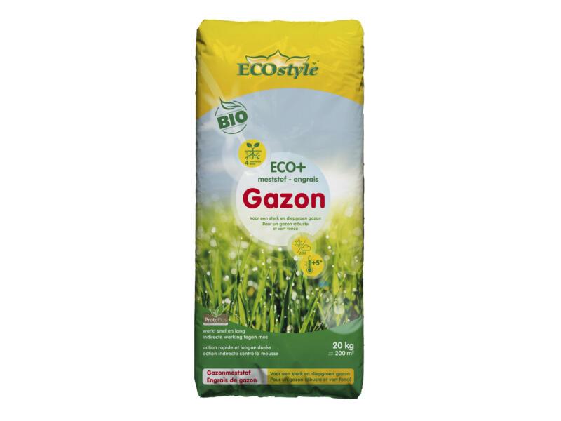 ECO+ engrais gazon 20kg