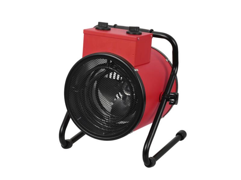 Eurom EK 3000 Round warmeluchtblazer 3000W rood