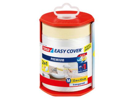 Tesa Easy Cover afdekfolie 33m x 55cm transparant