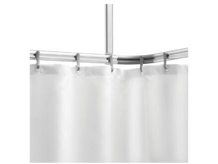 Sealskin Easy Roll bad- douchestang 90x90x90 cm mat aluminium