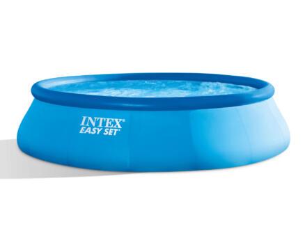 Intex Easy Set zwembad 457x107 cm + pomp