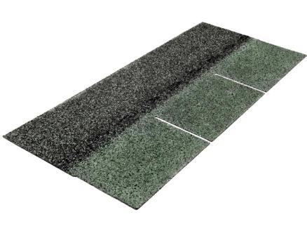 IKO Enertherm Easy-Shingle Standard bardeau imitation ardoise 2m² vintage Green