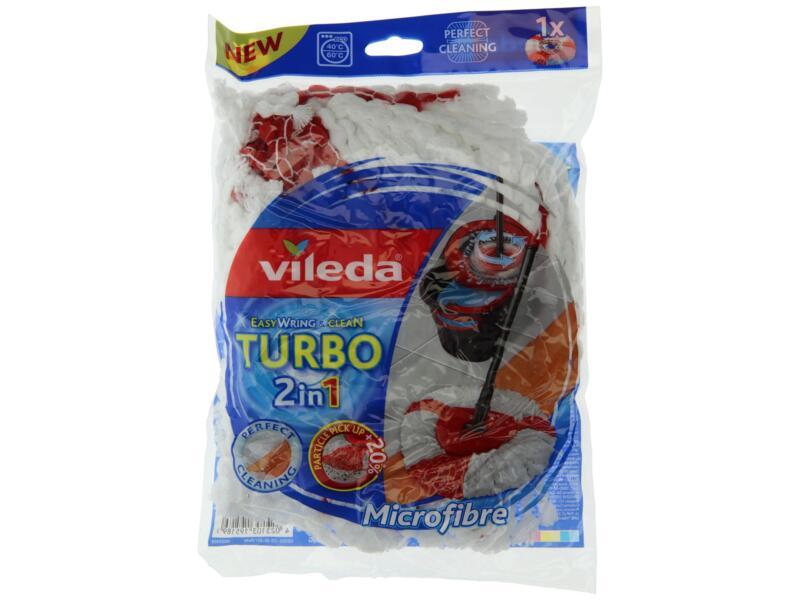 Vileda Easy Wring & Clean Turbo tête de balai serpillière mop