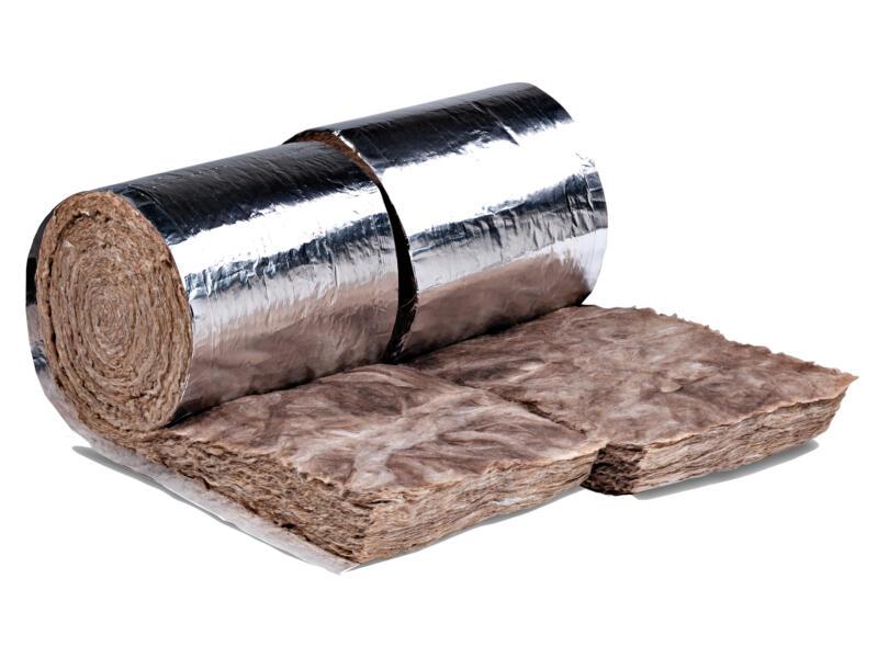 Knauf Insulation Easy isolation toiture laine de verre 400x60x22 cm R5,5 2,4m²