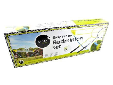 Badminton speelset 360x160