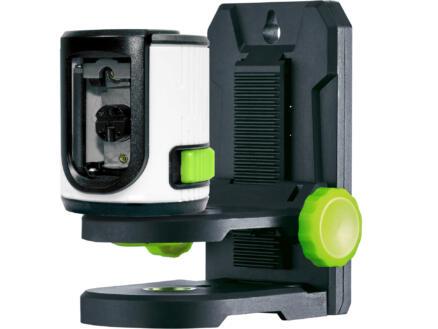 Laserliner EasyCross-Laser Green Set laser en croix