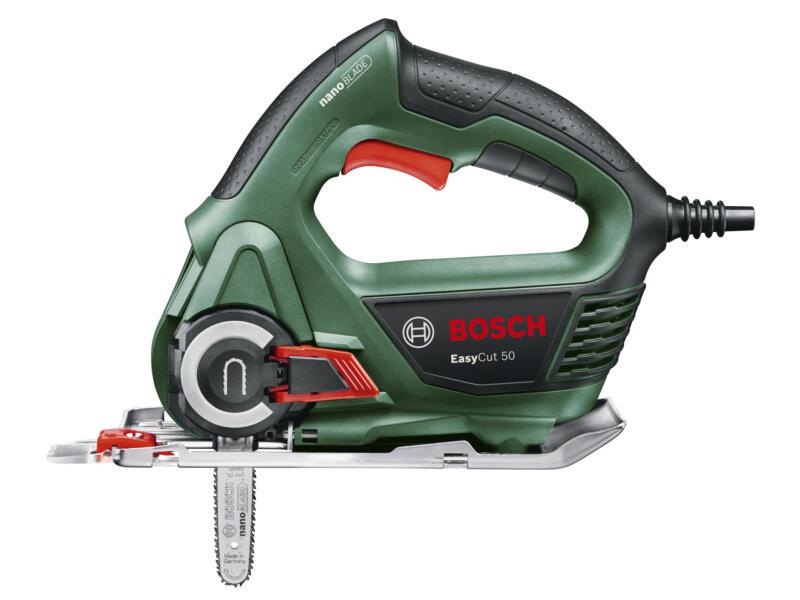 Bosch EasyCut 50  microkettingzaag 500W