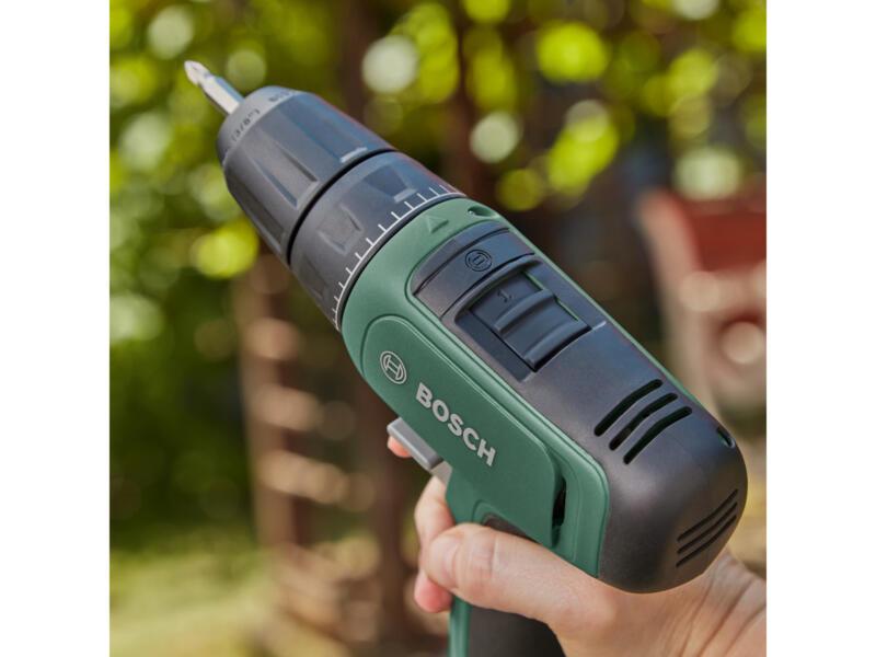 Bosch EasyDrill 1200 accu schroefboormachine 12V Li-Ion met 2 accu's + 12 accessoires + lader