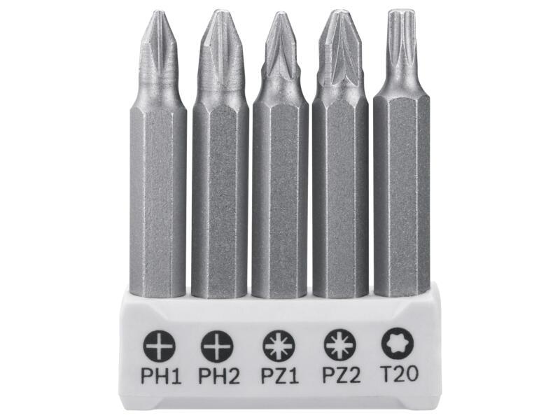 Bosch EasyDrill 1200 perceuse-visseuse sans fil 12V Li-Ion avec 2 batteries + 12 accessoires + chargeur