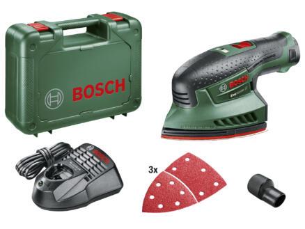 Bosch EasySander 12 accu multischuurmachine 12V Li-Ion + 1 accu