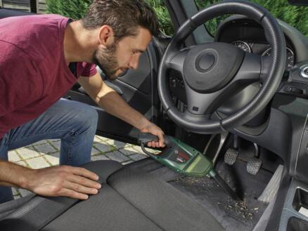 Bosch EasyVac 12 accu handstofzuiger 12V zonder accu