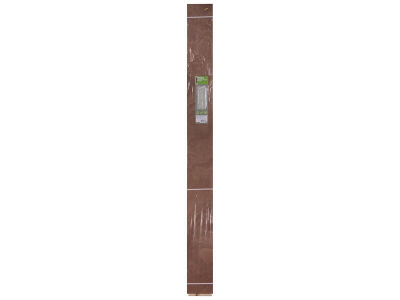Ébrasement bois dur 15x190 mm 213cm