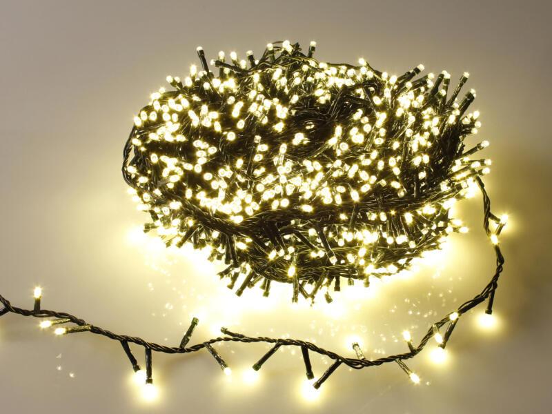 Eclairage LED Straightlight 34m blanc chaud
